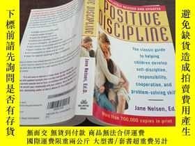 二手書博民逛書店Positive罕見DisciplineY12880 Jane Ed.D. Nelsen Random Hou