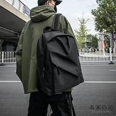 書包男時尚潮流雙肩包女韓版工裝電腦後背包【毒家貨源】
