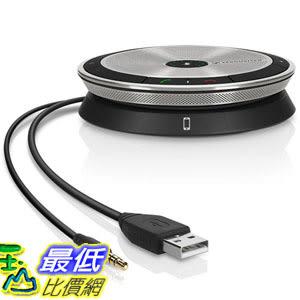[107美國直購] Sennheiser SP 20 ML 會議電話揚聲器(微軟Skype for Business)  SP20 ML USB Speakerphone