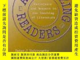 二手書博民逛書店Authorizing罕見Readers: Resistance