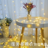 led小彩燈串燈滿天星發光閃燈學生宿舍直播間布置后備箱生日裝飾 美眉新品