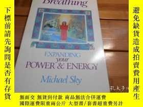 二手書博民逛書店BREATHING:罕見EXPANDING YOUR POWER
