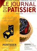 LE JOURNAL DU PATISSIER  3-4月號/2018 第438期