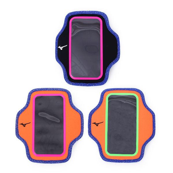 MIZUNO 手臂包(慢跑 路跑 手機包 5.5吋螢幕適用 美津濃 免運 ≡體院≡