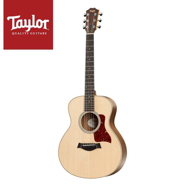 小叮噹的店- Taylor GS Mini-e Walnut  胡桃木 面單板 旅行吉他