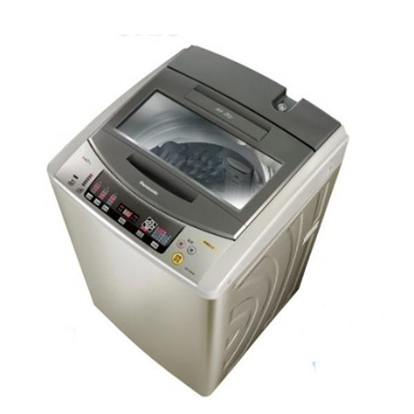 Panasonic國際牌14KG定頻NA-158VB洗衣機/香檳金