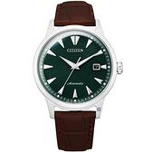 全台限量50只 CITIZEN 星辰 黑潮復古版 機械錶-41mm NK0001-25X
