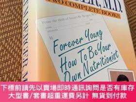 二手書博民逛書店Forever罕見young How to be your Own NutritionistY9068 Stu