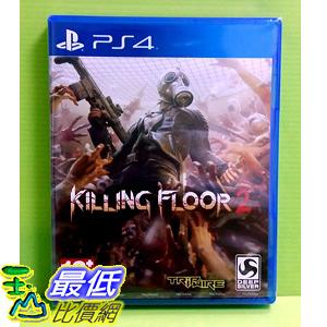 (玉山最低比價網) PS4 殺戮空間2 Killing Floor 2 中文版