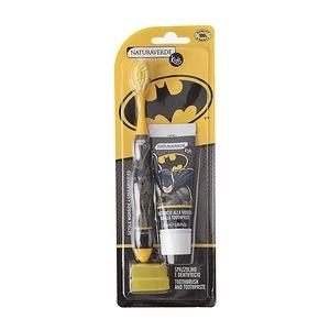 義大利進口Batman口腔保健組(牙刷+牙膏25ml)