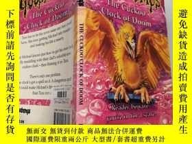 二手書博民逛書店Goosebumps:The罕見Cuckoo Clock of Doom :G布谷鳥末日之鐘,,Y200392