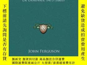二手書博民逛書店Account罕見Of A Copy Of The First Edition Of The Speculum M