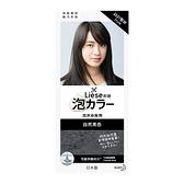 莉婕泡沫染髮劑自然黑色108ml【愛買】