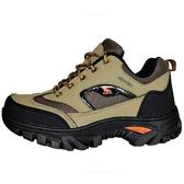 登山鞋 夏季戶外男士防水防滑耐磨登山鞋透氣輕便防臭軟底休閒運動男鞋子 宜品