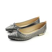 HUMAN PEACE 娃娃鞋 銀色 女鞋 no575