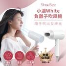 小米有品 小適White負離子吹風機 台灣公司貨 保固一年 BSMI認證 防靜電 快乾 大風量 抗毛躁