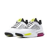 Nike 休閒鞋 Jordan Max 200 白 黑 螢光黃 男鞋 運動鞋 喬丹 【ACS】 CD6105-102