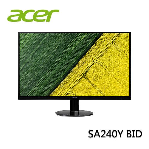 Acer 宏碁 SA240Y bid 24型 IPS 薄邊框電腦螢幕