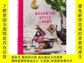 二手書博民逛書店Bohemian罕見Style at Home 波西米亞風格之家