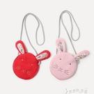 兒童包包韓版可愛1-3歲女童斜背包包寶寶斜背包包嬰兒錢包公主配飾包 新春禮物