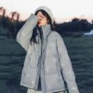 短款棉衣ins棉服女2020年秋冬新款小個子韓版學生棉襖面包服外套 漫步雲端