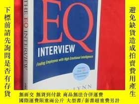 二手書博民逛書店The罕見EQ Interview: Finding Emplo