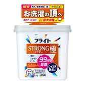 日本【Lion】STRONG極 超級淨白衣類用漂白劑570g