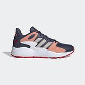 Adidas Crazychaos [EH2571] 女鞋 運動 休閒 復古 經典 透氣 輕量 穿搭 愛迪達 深藍 灰