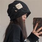 頭巾帽 網紅ins超火小眾設計感暗黑系堆堆帽子百搭針織毛線頭巾帽男女潮寶貝計畫 上新