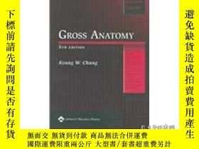 二手書博民逛書店Gross罕見Anatomy-大體解剖學Y436638 Kyung Won Chung Phd Lww, 20