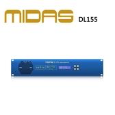 ★MIDAS★DL155數位類比舞台盒-8個電子平衡低阻抗線路電平輸出