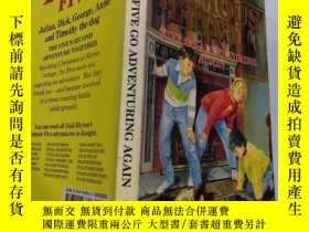 二手書博民逛書店the罕見famous five 著名的五個 2Y200392