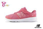 New Balance 慢跑鞋 PREMUS 足弓發展用鞋 寬楦 O8447#粉 ◆OSOME奧森童鞋