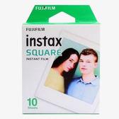 富士 FUJIFILM Instax square Film 方形〔10張 2020-06月份 裸裝〕拍立得底片 方型 相片 空白 底片 軟片 相紙