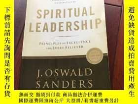 二手書博民逛書店Spiritual罕見leadershipY429456 J. Oswald sanders Moody