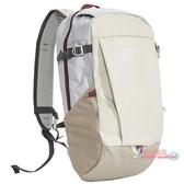 書包 官網新款戶外雙肩包登山旅行包男書包學生休閒女背包QUBP 5色