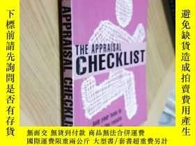 二手書博民逛書店The罕見Appraisal ChecklistY349741