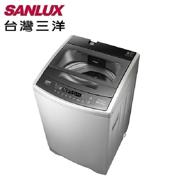 【南紡購物中心】【台灣三洋SANLUX】12公斤 變頻超音波單槽洗衣機 ASW-120DVB