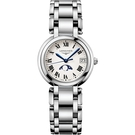 LONGINES 浪琴 PrimaLuna 心月月相石英腕錶 L81154716