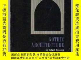 二手書博民逛書店Gothic罕見ArchitectureY346464 Robe