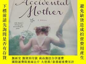 二手書博民逛書店THE罕見ACCIDENTAL MOTHERY2670 ROWAN GOLEMAN POCKET BOOKS