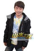 【山水網路商城】Lafuma ACTIVE TWIN 男款GTX刷毛內裡防水透氣兩件式夾克 LFV10289 黑