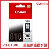 CANON 原廠黑色墨水匣 PG-810 原裝墨水匣 墨水匣 印表機墨水匣