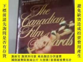 二手書博民逛書店THE罕見CANADIAN FILM AWARDSY14197
