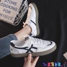 帆布鞋 小白鞋女2021春季女鞋新款帆布...