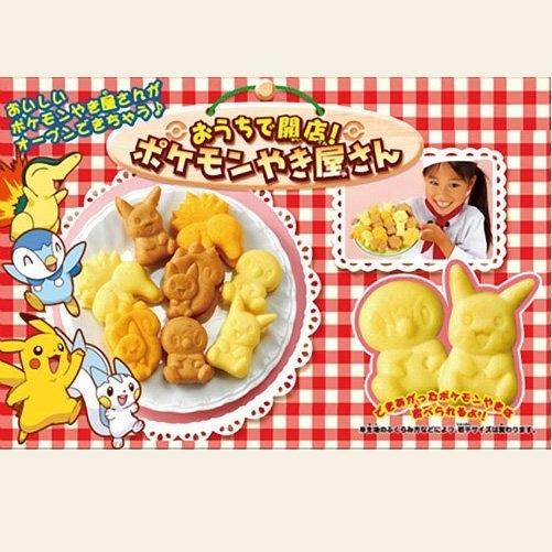 【震撼精品百貨】神奇寶貝_Pokemon~皮卡丘機蛋糕製作機*35615