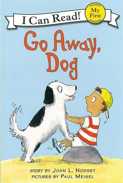 (二手書)An I Can Read My First I Can Read Book : Go Away, Dog