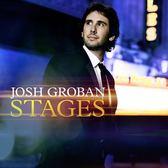 喬許  美聲舞台 百老匯名曲禮讚 豪華典藏盤 CD JOSH GROBAN STAGES (音樂影片購)