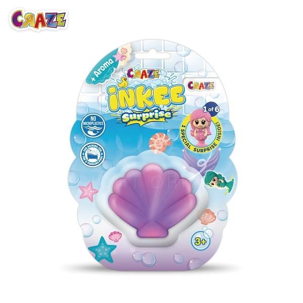 德國CRAZE驚奇泡泡球-美人魚(海洋香氣)