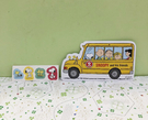 【震撼精品百貨】史奴比Peanuts Snoopy ~SNOOPY 紅包袋-巴士#84556